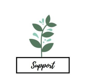 most plants need support